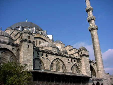 suleyman Moschee T�rkei
